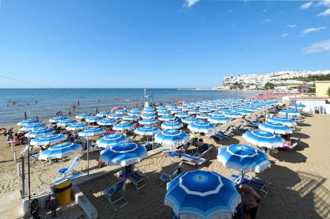 Hotel Sirena, Peschici (Puglia)