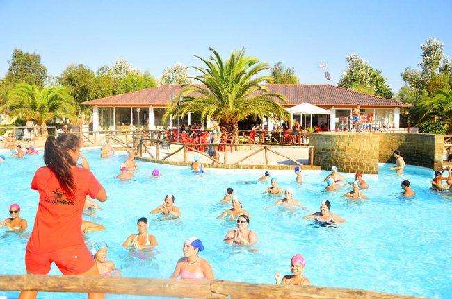 Camping le palme marina di bibbona toscana - Camping toscana con piscina ...