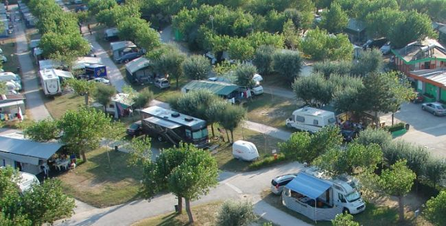Romagna camping village riccione emilia romagna - Campeggio bagno di romagna ...