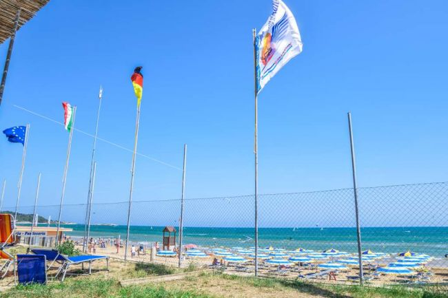 Camping Village Terrazza Sul Mare Vieste Puglia